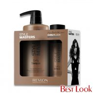 STYLE MASTERS CURLY DUO PACK (SM CURLY SHAMPOO 400 мл. + SM CURLY ORBITAL 150 ML.)  - Набор для вьющихся волос
